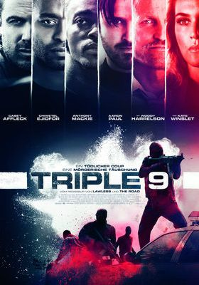 Filmposter 'Triple 9'