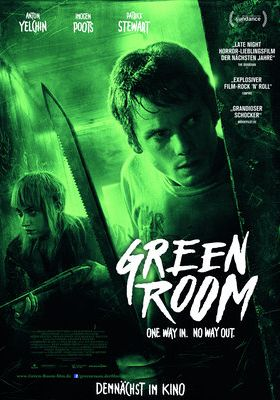 Filmposter 'Green Room'