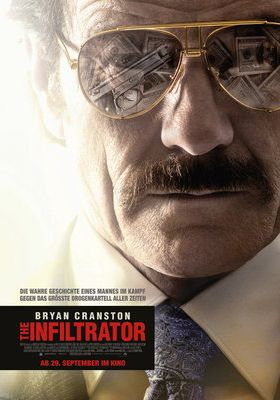 Filmposter 'The Infiltrator'