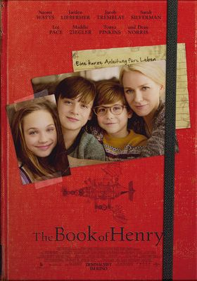 Filmposter 'The Book of Henry'