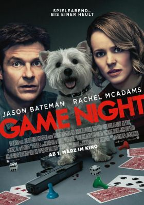 Filmposter 'Game Night'