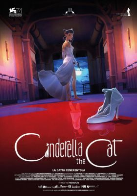 Filmposter 'Cinderella the Cat'