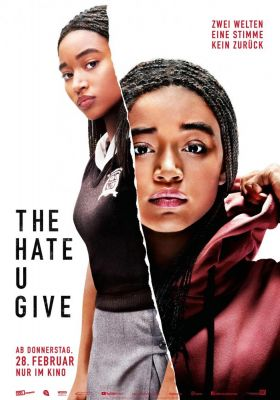 Filmposter 'The Hate U Give'