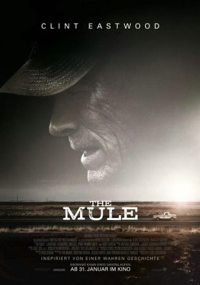 Filmposter 'The Mule (2019)'