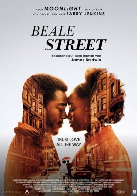 Filmposter 'Beale Street'