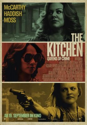 Filmposter 'The Kitchen - Queens of Crime'